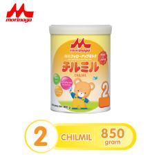[HCM][Tặng thêm gift] Sữa Morinaga Số 2 Chilmil Nhật Bản 850g (Nguyên đai tem chính hãng)