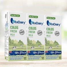 Sữa non tươi Vitadairy 180ml