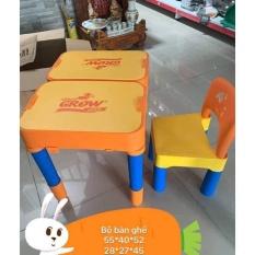 Bộ bàn ghế GROW cho bé siêu cưng