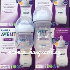 [Freeship+combo mua 2 giảm 5% +voucher] Bình sữa chống đầy hơi avent natural 125ml 260ml 330ml, chất lượng sản phẩm đảm bảo và cam kết hàng đúng như mô tả