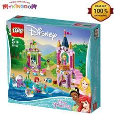 Đồ Chơi Lắp Ráp LEGO Cuộc Gặp Gỡ Thần Tiên Của Ariel, Aurora và Tiana 41162