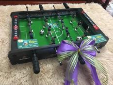 Bàn bi lắc đá bóng mini Top Foosball