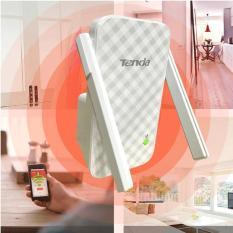 Cách thu wifi rồi phát lại-Thiet bi thu va phat song wifi-Bộ kích sóng wifi Tenda A9 cực mạnh, thu và phát lại với tốc độ truyền 300Mbps,Giảm giá tới 50% bảo hàng tới 12 tháng