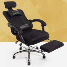 Ghế xoay văn phòng ngả lưng duỗi chân, ghế văn phòng cao cấp, ghế chân xoay, ghế ngả lưng duỗi chân