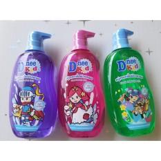 Sữa tắm gội Dnee Kids (trên 3 tuổi) 200ml/400ml