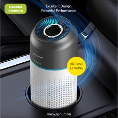 Máy lọc không khí Nanum trên xe hơi, lọc khói thuốc, bụi mịn PM2.5, khử mùi hôi, không khí ô nhiễm – AF02