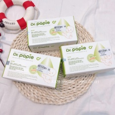 Gạc rơ lưỡi Dr.Papie (1 hộp 30 gói) – Sukem Shop