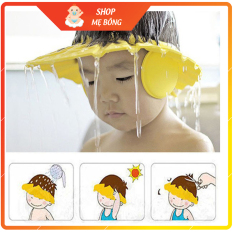 Mũ gội đầu cho bé siêu tiện lợi, giúp bé tự tin hơn, thoải mái hơn khi tắm gội
