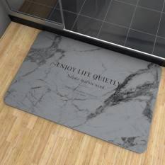 Thảm đá SIÊU THẤM Nhật Bản siêu thấm hút, chống ẩm móc 60×40 cm – Tiết kiệm công sức vệ sinh, mang lại cảm giác sảng khoái khi ra khỏi nhà tắm