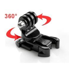 Mount gài xoay được 360 độ cho máy quay hành động GoPro, Sjcam, Yi Action, Osmo Action