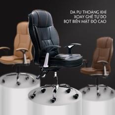 Ghế văn phòng ,ghế xoay thiết kế ngả đầu ,ngả lưng thư giãn.
