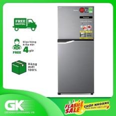 TRẢ GÓP 0% – Tủ lạnh Panasonic Inverter 167 lít NR-BA189PPVN Mới 2020