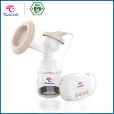 Máy hút sữa điện đôi Kichilachi Plus, Lực hút mạnh mẽ
