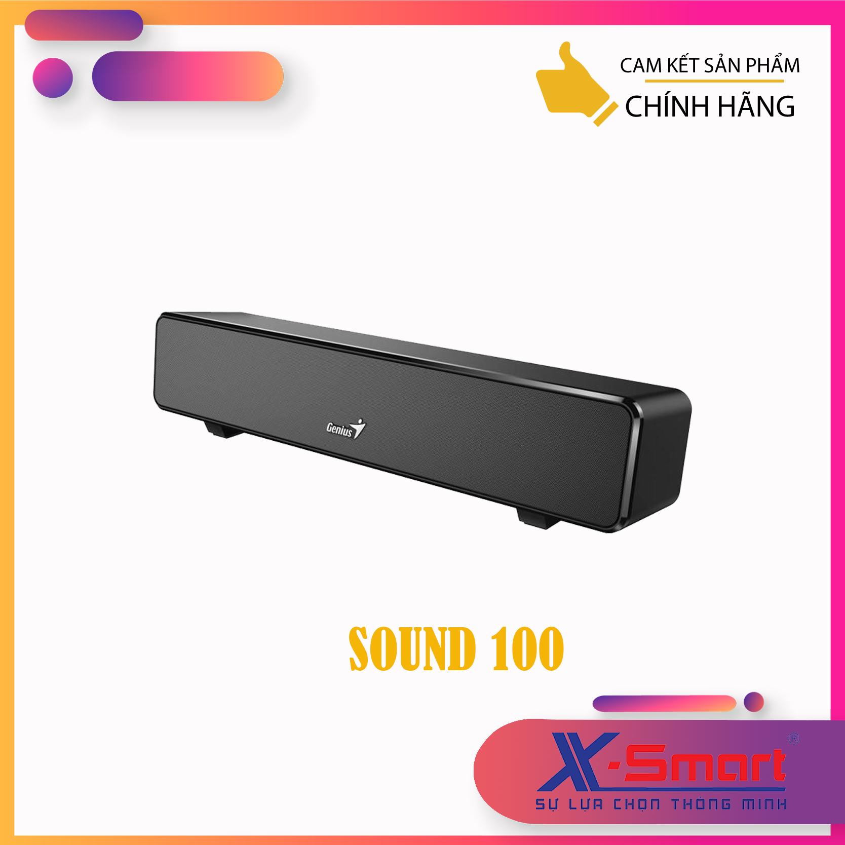 Loa Genius Soundbar 100