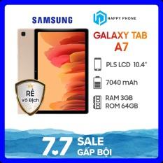 [Trả góp 0%][VOUCHER 100K] Máy Tính Bảng Samsung Galaxy Tab A7 (2020) T505 (3GB/64GB) – Hàng chính hãng mới 100% Nguyên Seal Bảo hành 12 tháng