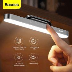 Đèn Bàn LED Treo Nam Châm BASEUS Cảm Ứng Không Dây Đèn Treo Đèn Nhà Bếp Bàn Học Đọc Sách Phòng Ngủ Đèn Sạc USB Độ Sáng Điều Chỉnh Được