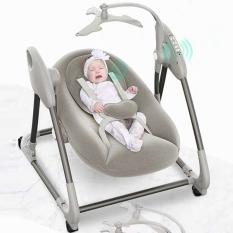 [Có Video] Nôi rung tự động cho trẻ sơ sinh- ghế rung cho bé
