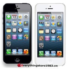 Điện thoại Apple iPhone 5 – 16GB Fullbox – Bản quốc tế – Full phụ kiện – Bảo hành 6T – Everything store1983.vn