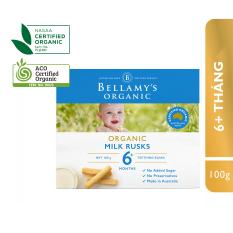 Bánh Ngậm Dinh Dưỡng Hữu Cơ Bellamy's Organic