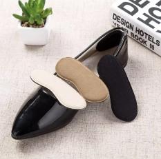 combo 10 đôi lót gót giày chống tuột gót,êm chân chống đau trầy.Dùng được cho các loại giày Nam Nữ