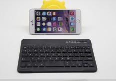 Bàn phím mini, Bộ bàn phím bluetooth kết nối được điện thoại, laptop, máy tính bảng,… cực tiện lợi