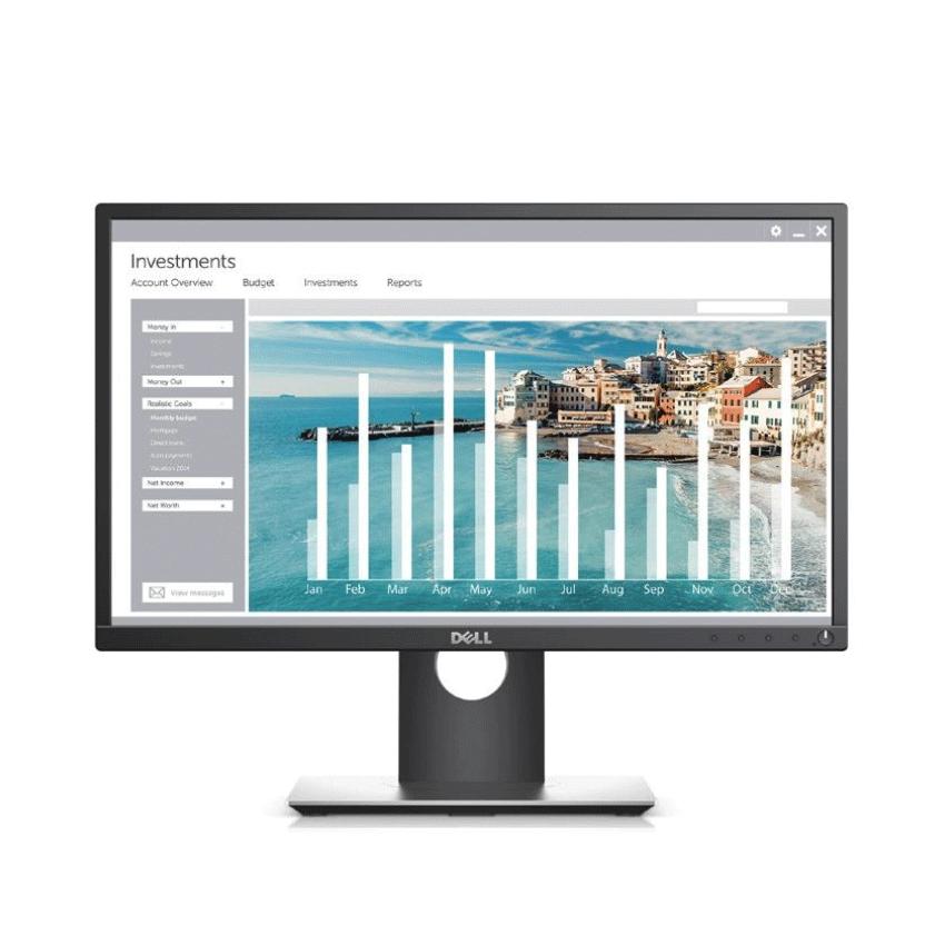 Màn hình Dell E2417H (23.8 inch/FHD/LED/IPS/DP+VGA/250cd/m²/60Hz/5ms)