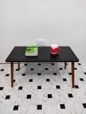 Bàn trà sofa mặt chữ nhật (100 x40 cm )