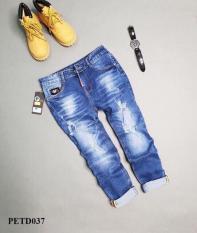 Quần jean quần bò cao cấp Size đại cho bé 25-35 kg (có bảng Size hình cuối)