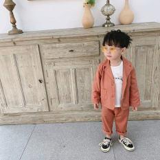 bộ vest cho bé trai