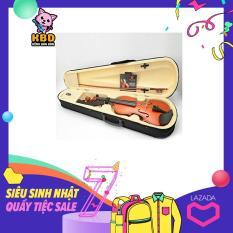 Đàn violin cao cấp Deviser V-30 MB 4/4 gỗ vân sam, có thể gập nhỏ lại, giữ đàn vững không bị đổ