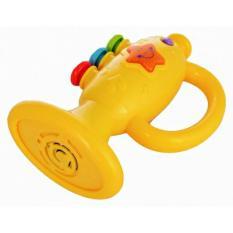 Kèn cầm tay trumpet có đàn nhạc Winfun 0642 – hàng chính hãng an toàn cho bé, với sứ mệnh sản xuất đồ chơi thông minh, an toàn