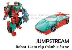 Robot 14cm lắp ráp thành SIÊU XE – HASBRO Transformers VNXK