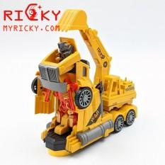 Robot Transformer Biến Hình – Xe Ô Tô Biến Hình Robot