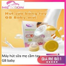 Máy hút sữa cầm tay GB baby tặng kèm 6 túi trữ sữa