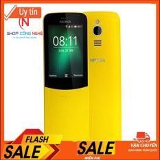 Điện Thoại Nokia 8110 Nắp Trượt Xanh Đen SIÊU ĐẸP Loại 1 2 Sim