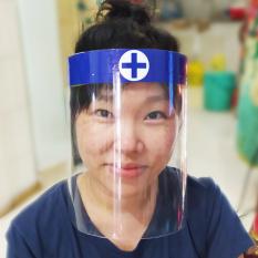 Mặt Nạ Chống Nhỏ Giọt Ngăn Ngừa Virus Bảo Vệ Khuôn Mặt [Mũ Nón Chống Dịch Đơn Giản Cho Người Lớn Và Trẻ Nhỏ] (Tặng Quai Xương Cá Đeo KT Chống Đau Tay)