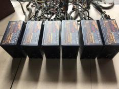 Nguồn máy tính Raidmax RX-1200AE-B dual CPU