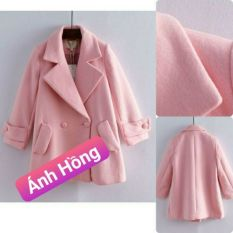 [Xả hàng] Áo dạ lông cừu Quảng Châu cao cấp