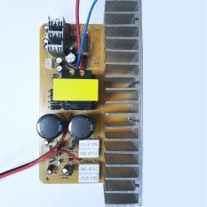 Mạch công suất loa kéo 800W – 1 kênh – nguồn đơn 12V