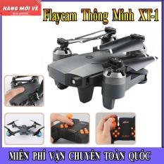 [ Miễn Phí Vẩn Chuyển ] FlyCam, FlyCam Giá Rẻ, FlyCam Điều Khiển Từ Xa XT-1, Flycam XT-1 1080P Có Cảm Biến Bụng,Chống Rung Quang Học Sale 50%
