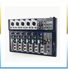 Mixer F7 USB dòng có Bluetooth lọc âm thanh tiêu chuẩn