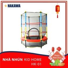 NHÀ SÀN NHÚN NHẢY CHO BÉ KID HOME HAKAWA HK-01 – HÀNG CHÍNH HÃNG – BẢO HÀNH 2 NĂM – ĐỔI MỚI TRONG 30 NGÀY SỬ DỤNG