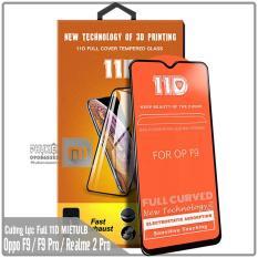 (MUA 1 TẶNG 1) Kính cường lực 11D cho Oppo F9 / F9 Pro / Realme 2 Pro Full viền Đen MIETUBL
