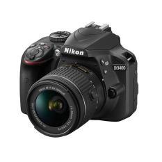 Máy ảnh Nikon D3400 Kit VR18-55mm – Tặng Túi Nikon + Thẻ nhớ 32Gb