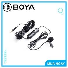 Micro thu âm cài áo BOYA BY-M1 (FB201)