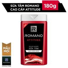 Sữa tắm Romano Attitude 180g