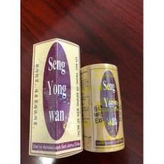SÂM NHUNG HOÀN SENG YONG WAN hỗ trợ tăng cân hiệu quả