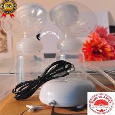 Máy hút sữa bằng điện đôi Real Bubee – An toàn không gây đau Chính hãng nhập khẩu
