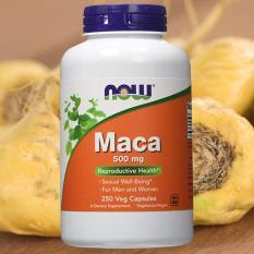 Sâm MACA tăng cường sức khỏe sinh lý nam nữ 250 viên