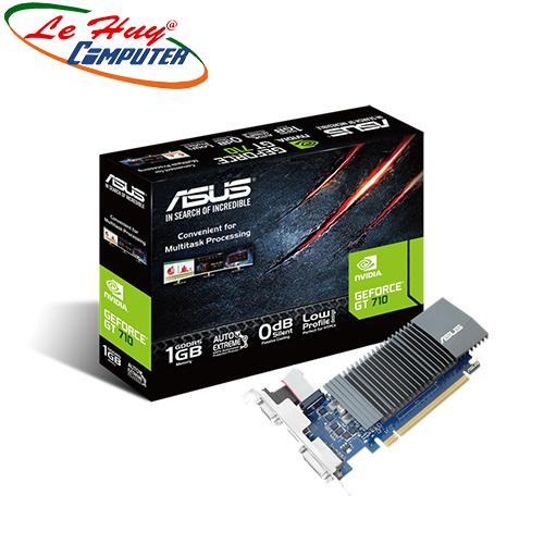 Card màn hình Asus GeForce GT 710 1GB GDDR5 (GT710-SL-1GD5-BRK)